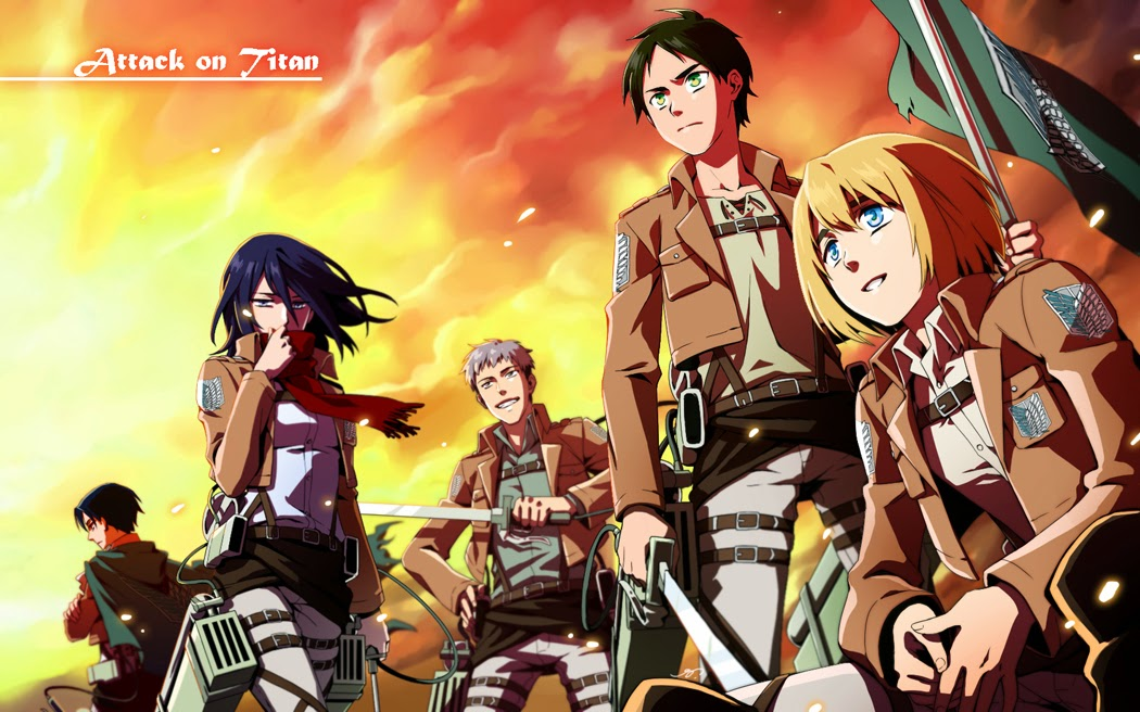 Download Shingeki No Kyojin Subtitle Indonesia 25 Episode 3 OVA 6 Special